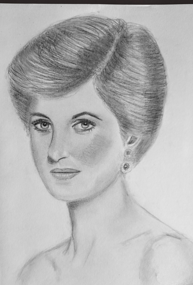 Lady Diana by paulb